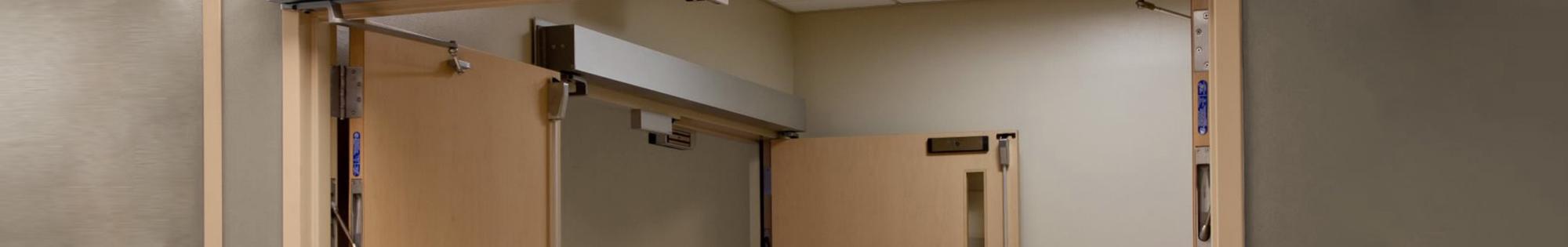 Commercial Doors & Frames