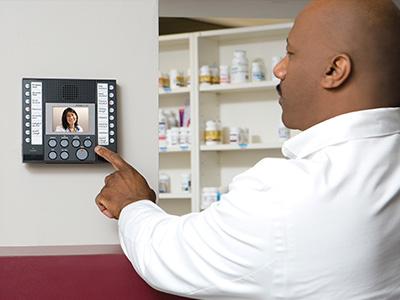 Intercom Manager Pharmacy